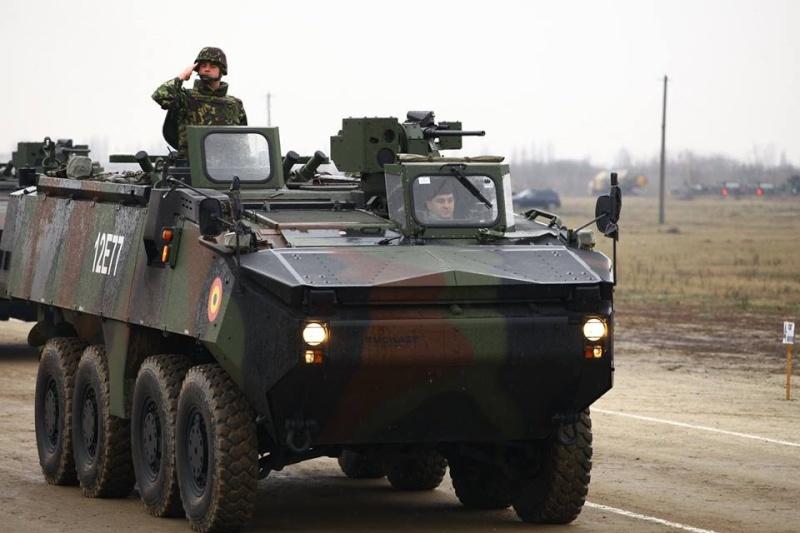 Armée Roumaine/Romanian Armed Forces/Forţele Armate Române - Page 7 2311