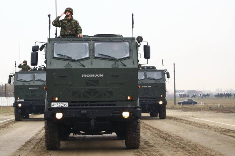 Armée Roumaine/Romanian Armed Forces/Forţele Armate Române - Page 7 2810