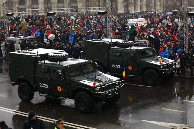 Armée Roumaine/Romanian Armed Forces/Forţele Armate Române - Page 7 2812