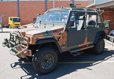 Armée Namibienne / Namibia Defence Force 293