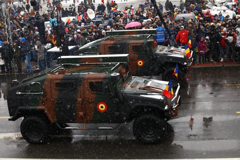 Armée Roumaine/Romanian Armed Forces/Forţele Armate Române - Page 7 3311