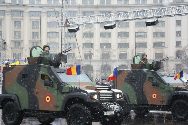 Armée Roumaine/Romanian Armed Forces/Forţele Armate Române - Page 7 381