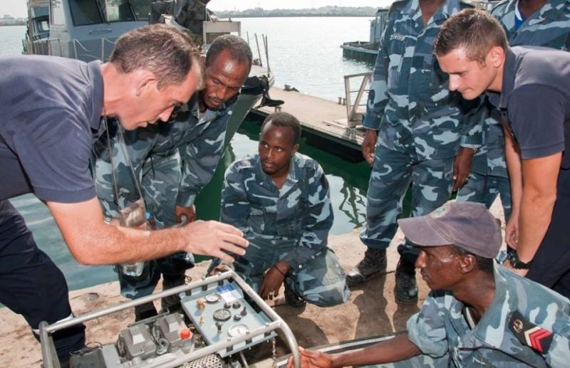 Armée djiboutienne / Djibouti National Army - Page 2 464