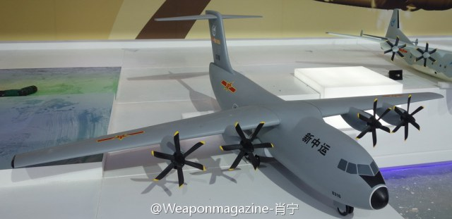 Zhuhai 2014 (11 au 16 Novembre) -  Airshow China 2014      510