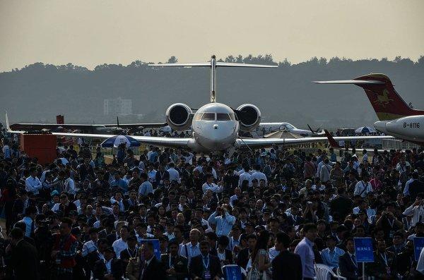 Zhuhai 2014 (11 au 16 Novembre) -  Airshow China 2014      517