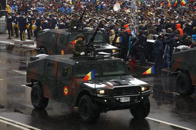 Armée Roumaine/Romanian Armed Forces/Forţele Armate Române - Page 7 569