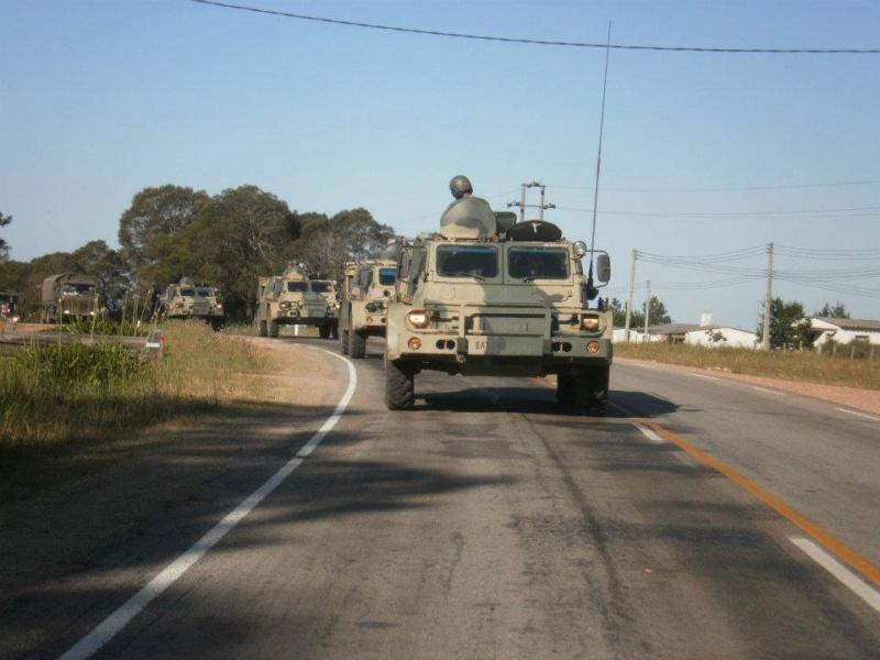 Armée uruguayenne - Page 2 663