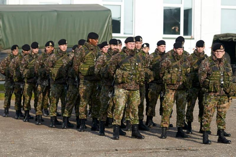 Armée Luxembourgeoise. 719