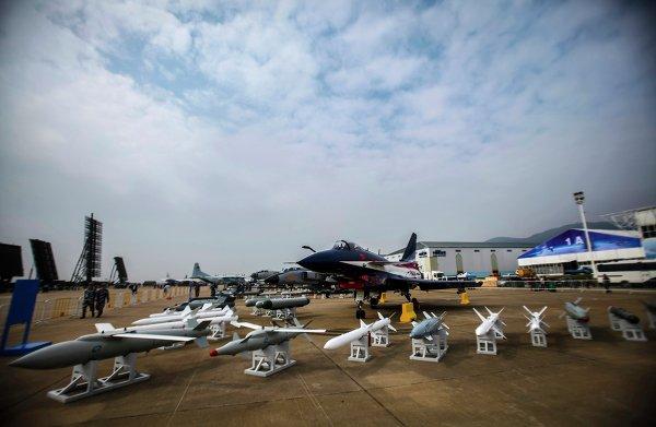 Zhuhai 2014 (11 au 16 Novembre) -  Airshow China 2014      914