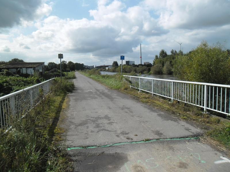L085 Trimaarzate Ruien. (Fietssnelweg F45) Avelge10