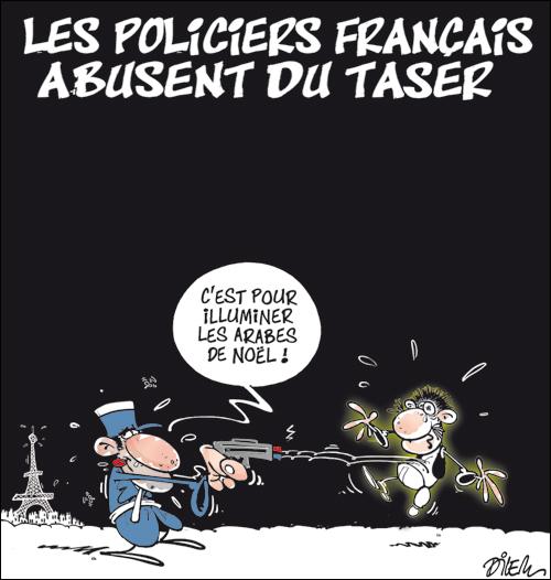 De DILEM , humoriste algérien Cid_0810