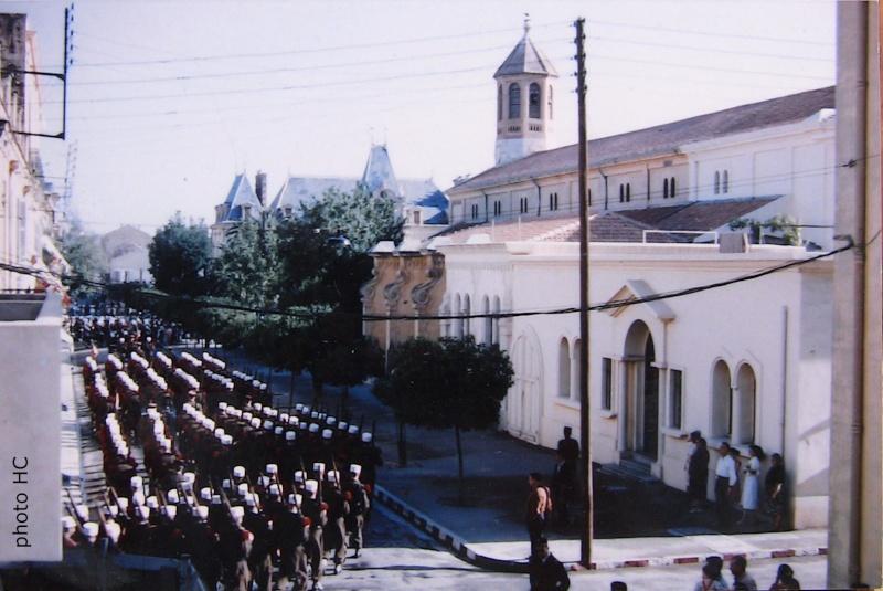 LES DERNIERS INSTANTS DE LA LEGION A BEL-ABBES EN 1962 Dernie18
