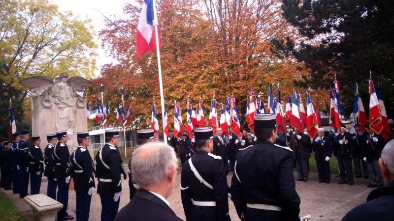 HOMMAGE A UN GENDARME NORMAND, le 21 novembre 2014 à BAYEUX Dsc_0011