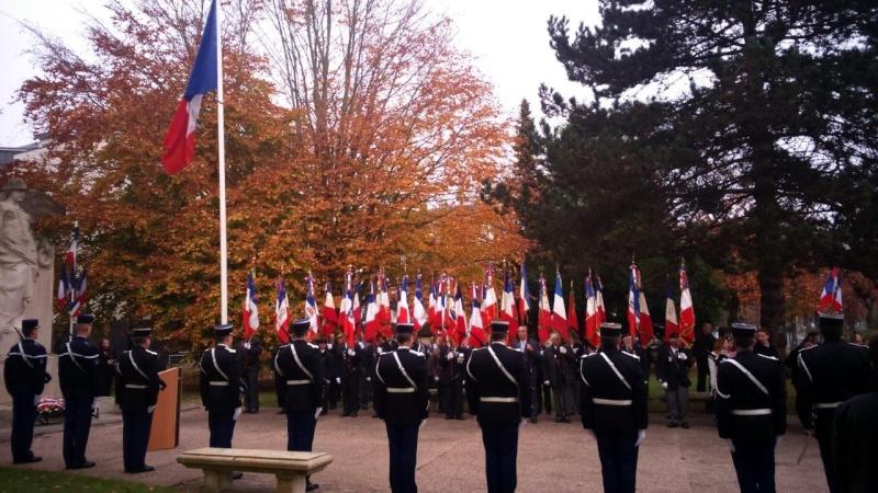 HOMMAGE A UN GENDARME NORMAND, le 21 novembre 2014 à BAYEUX Dsc_0012