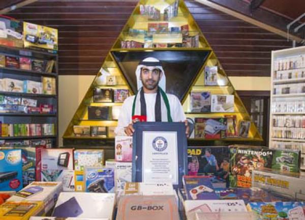 Le plus grand collectionneur NINTENDO au monde Dub10