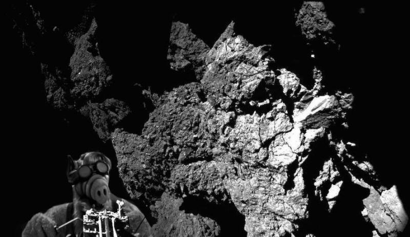 Euronews space Le réveil de Rosetta comme si vous y étiez ! (et autre) 14662210