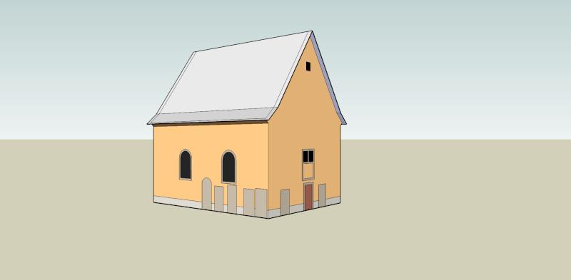 Oberkassel und die Kallboys - Die evangelische Kirche von Oberkassel Oberka12