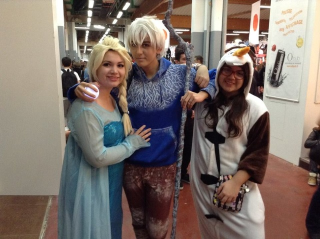 TOULOUSE GAME SHOW 2014 10401810