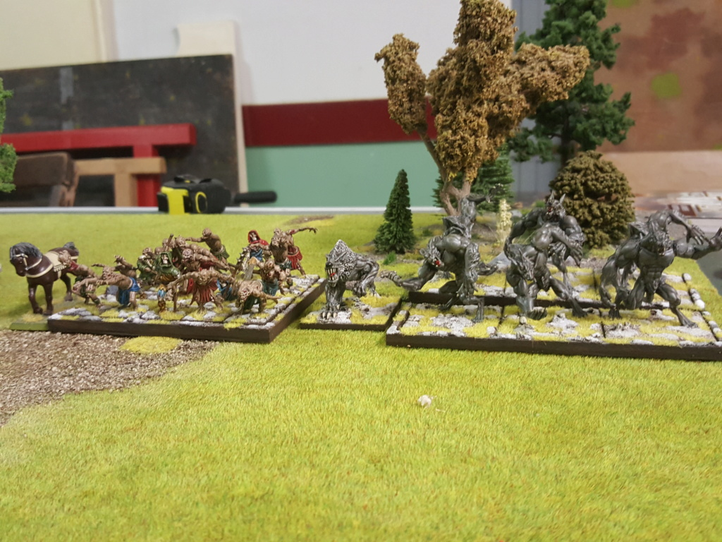 Forces de la Nature vs Morts Vivants 111