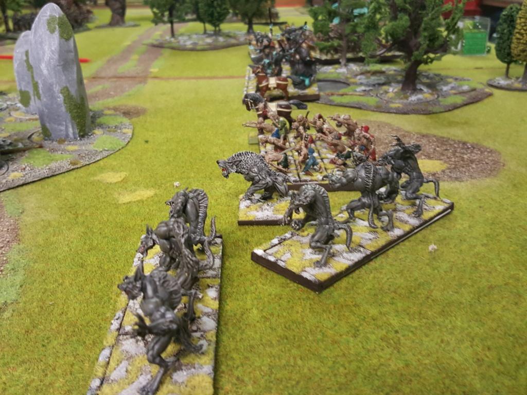 Forces de la Nature vs Morts Vivants 114