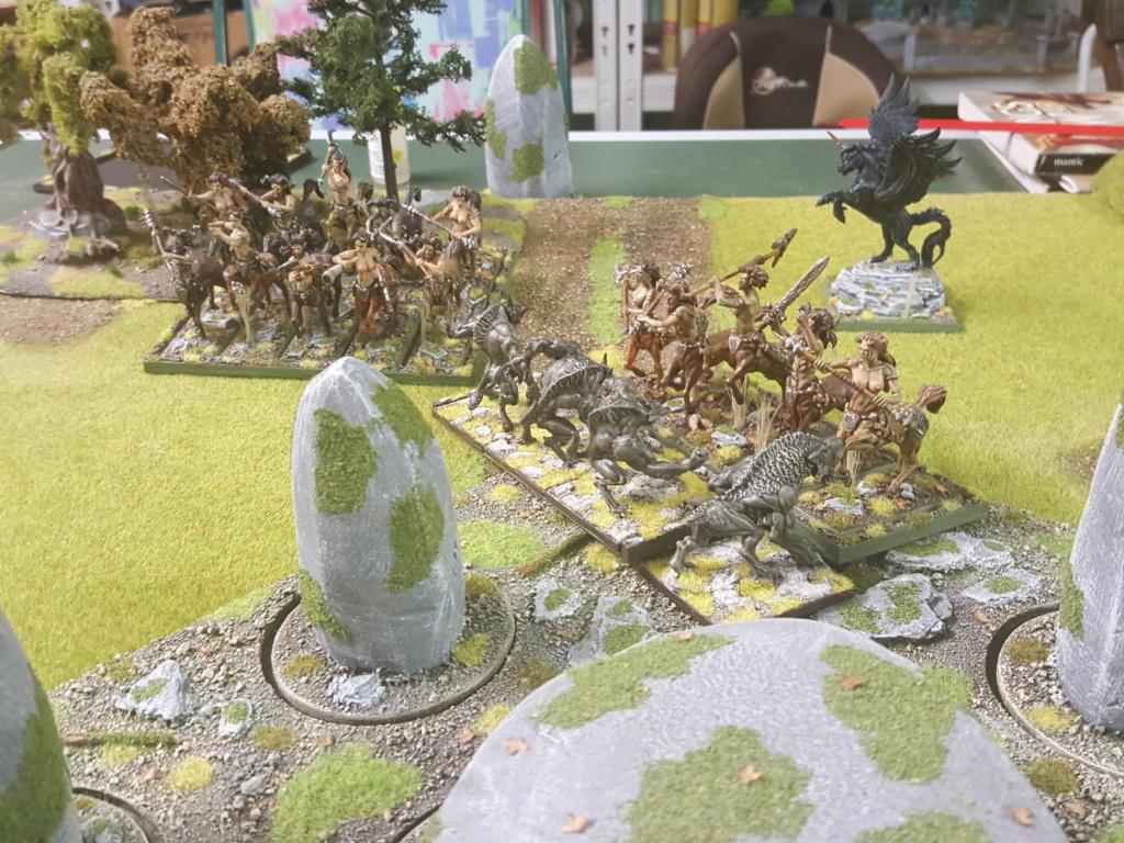 Forces de la Nature vs Morts Vivants 314