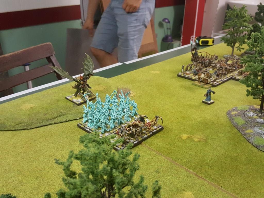 Forces de la Nature vs Morts Vivants 410