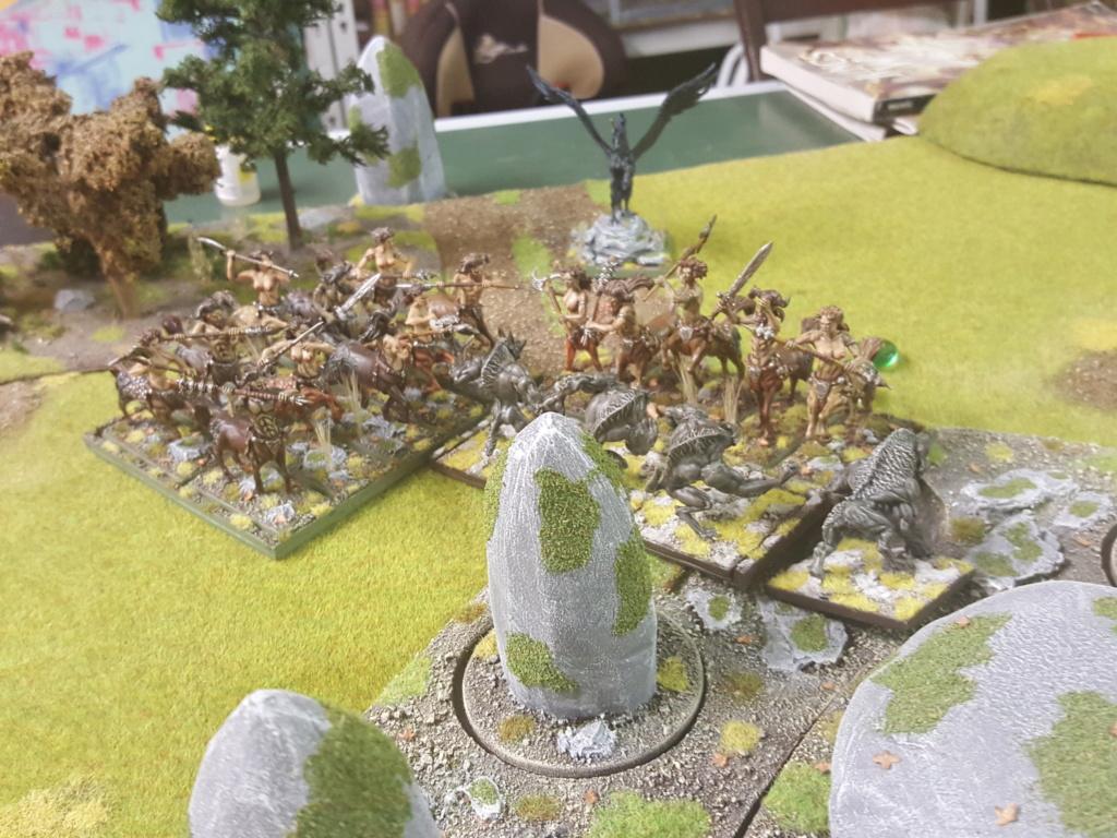 Forces de la Nature vs Morts Vivants 412