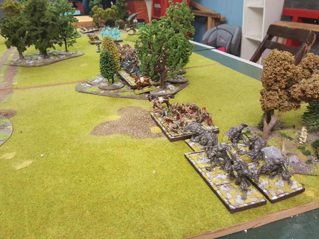 Forces de la Nature vs Morts Vivants G110
