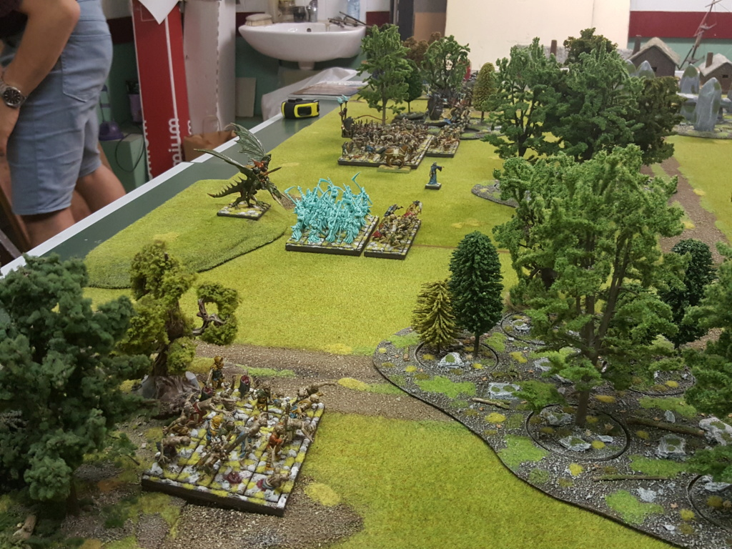 Forces de la Nature vs Morts Vivants G210