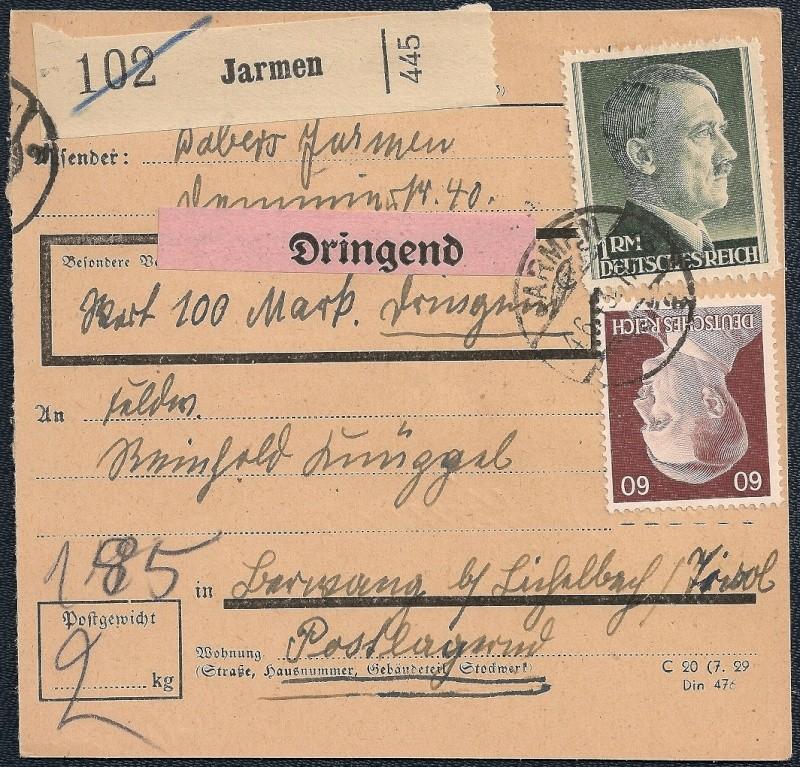Deutsches Reich - Belege aus März 1946  - Seite 2 1943-010