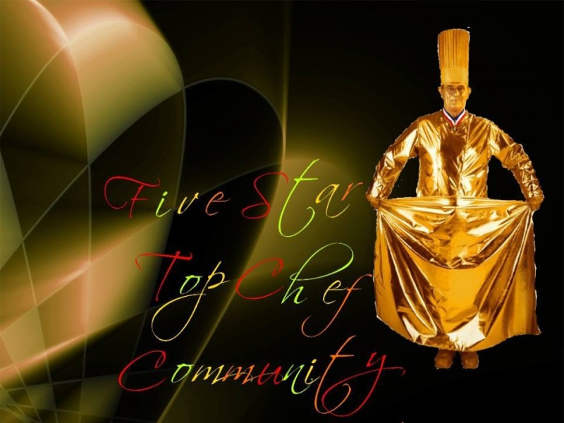 Don't forget to visit our Five Star Top Chef Community Facebook pages!  join our forum http://www.bucatari5stele.com a new culinary group where you can post anything related to the culinary arts, learn new recipes and techniques but also much more like ar 10949710