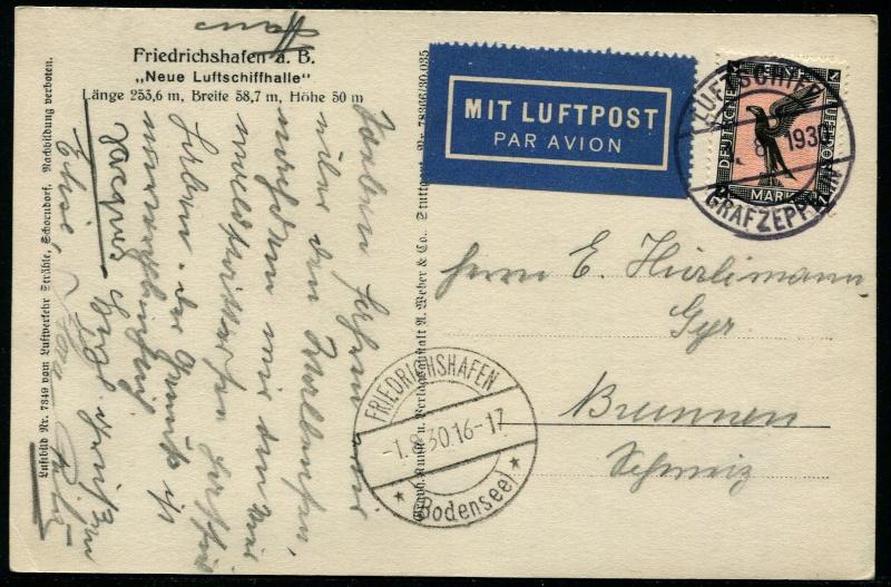 Zeppelinpost des LZ 127 - Seite 7 Lz_12710