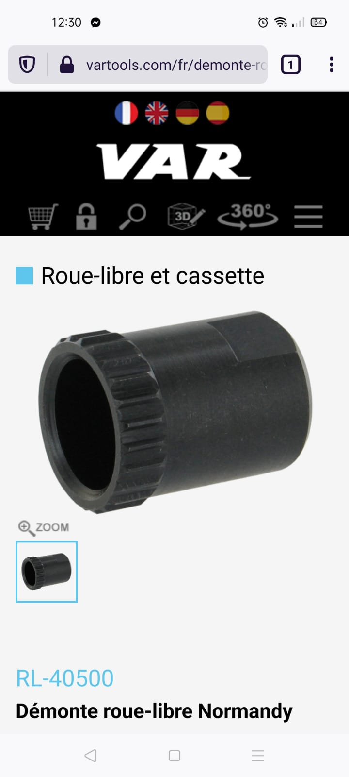 Gitane non identifié / démonter roue libre Maillard-Normandy ? Whatsa13
