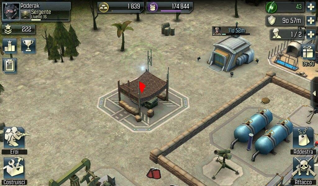 Come creare un'alleanza su Call of Duty Heroes  Cod_he10