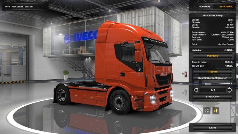 Aggiornamento v1.15 per Euro Truck Simulator 2 - Nuovi interni per il DAF e nuovi suoni Ets2_i10