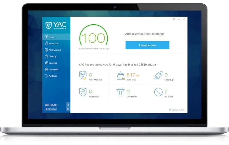 Pulisci e proteggi il tuo PC (gratis) - YAC Index-10