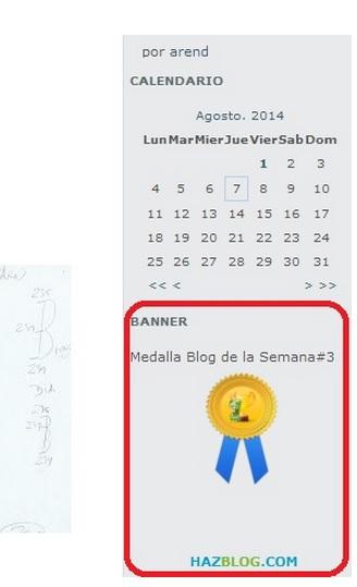Diseño de Medalla. Hazblo10