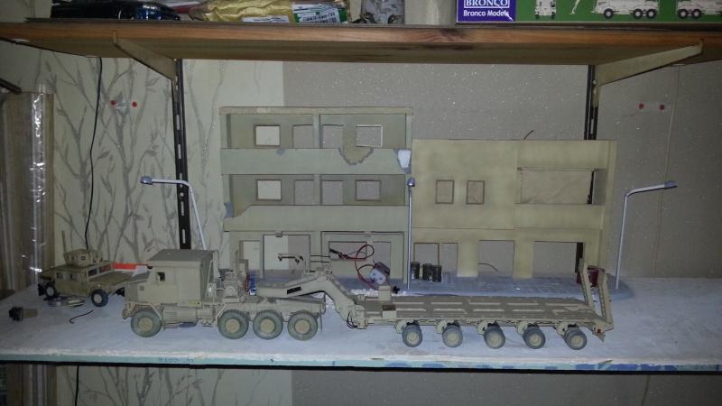 M1070 & M1000 Hobby Boss + photo-découpe E.T. Model 1/35  20141110