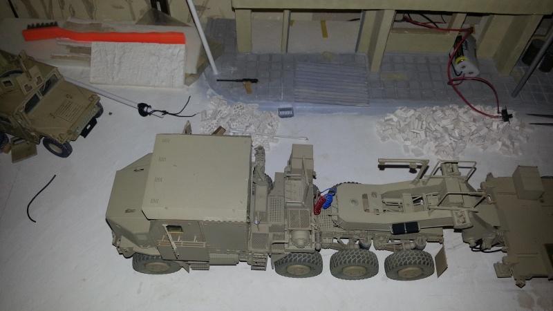 M1070 & M1000 Hobby Boss + photo-découpe E.T. Model 1/35  20141114