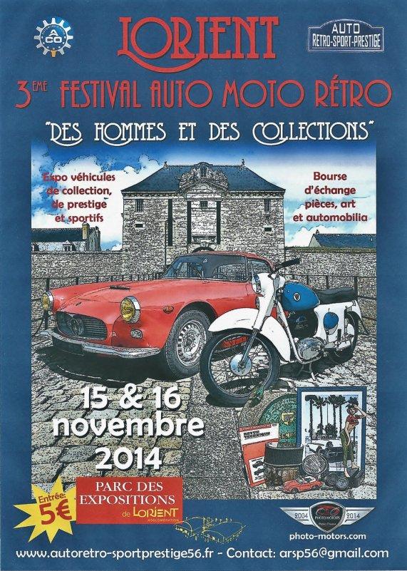 Festival Auto Moto de Lorient 2014fe10