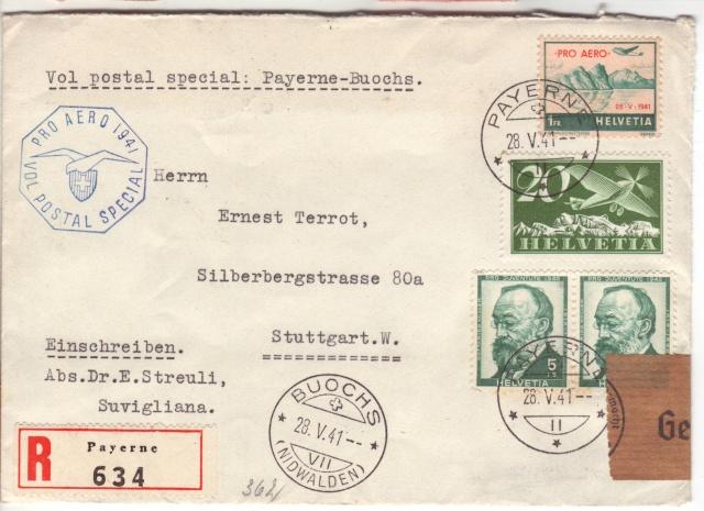 Enveloppes sans contenu examinées par L'ABP e 1003910