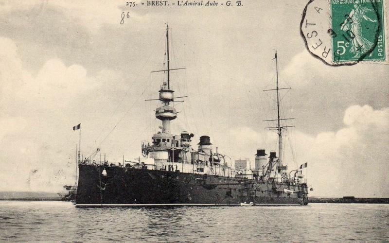 latouche treville recherche info Amiral11