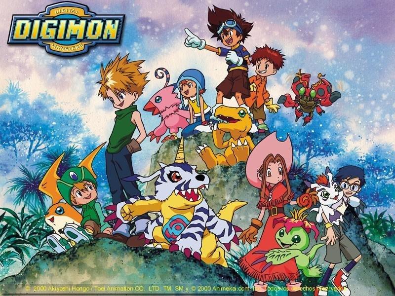 [Série TV] Digimon Digimo10