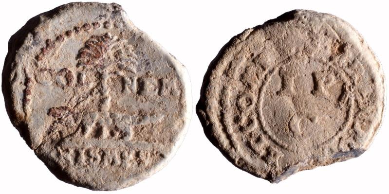 Les plombs de soyeux de Nîmes. D119011