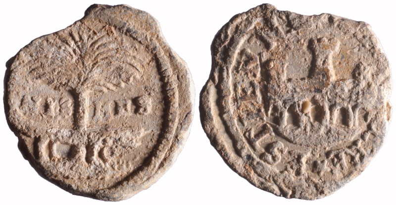 Les plombs de soyeux de Nîmes. D60210