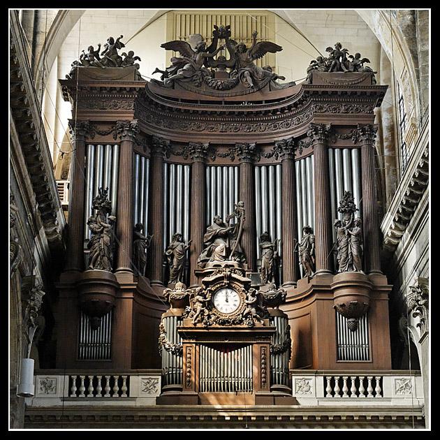 Saint-Sulpice, Paris [Clicquot - Cavaillé-Coll - Mutin] 1781 - 1903  _dsc2814
