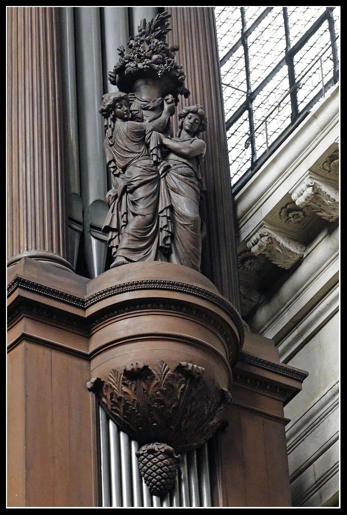 Saint-Sulpice, Paris [Clicquot - Cavaillé-Coll - Mutin] 1781 - 1903  _dsc2820