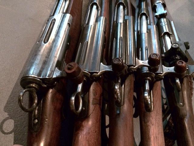 photos de mes armes suisses 911