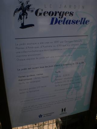 Le Jardin Georges Delaselle de l'ile de Batz !!! Photo_67
