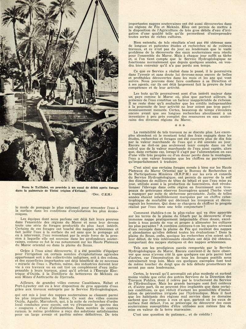 L'Hydraulique et l'Electricité au MAROC. - Page 7 06-16610